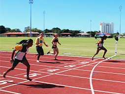 Inter-house athletics carnival Tuesday 2nd August