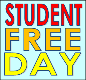 Student Free Day 16 April